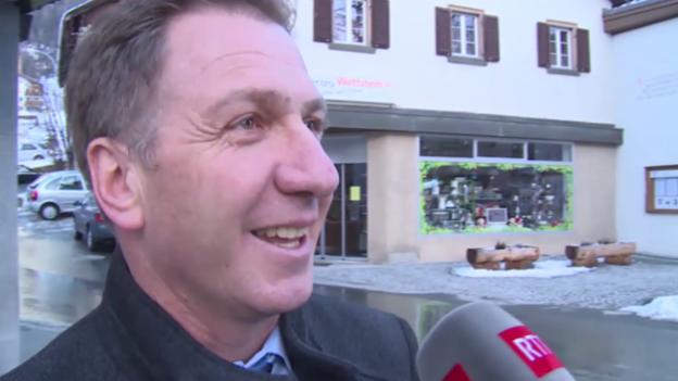 Laschar ir video «Bruno Wasescha, Savognin»