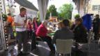 Video «Reto Scherrer stört mit «Querfeldeins» die Hauptprobe» abspielen