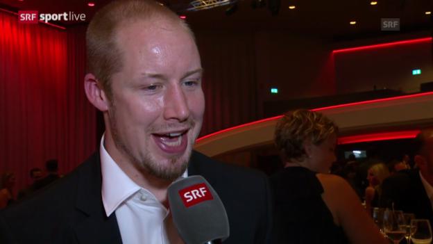 Video «Mathias Seger ist der populärste Spieler» abspielen