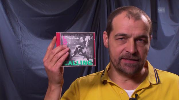 Video «Raphael Zehnder über «London Calling»» abspielen