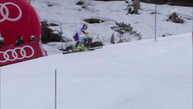 Video «2. Lauf Markus Vogel («sportlive»)» abspielen