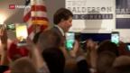 Video «Nachwahl in Ohio macht Demokraten Hoffnung» abspielen
