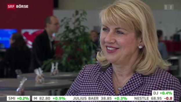 Video «SRF Börse vom 06.06.2014» abspielen
