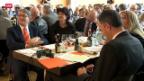Video «CVP-Delegierte in Heiden» abspielen