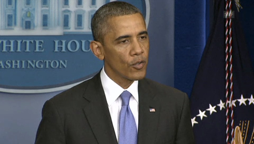 Obama nach Senats-Entscheid (unkommentiert)