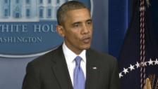 Video «Obama nach Senats-Entscheid (unkommentiert)» abspielen