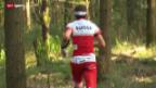 Video «OL: Weltcup-Final in Liestal, Mitteldistanz» abspielen
