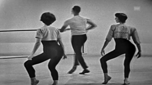 Video «TV-Show «Tonight with Belafonte» (1959)» abspielen