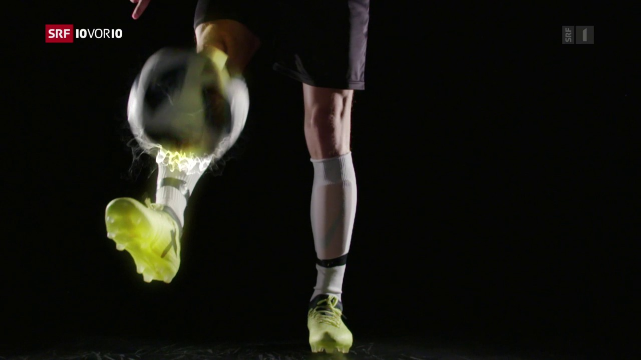 Serie «Von Kopf bis Kick» Teil 4: Welche Rolle spielt das Bein?