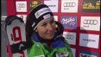 Video «Ski: Wendy Holdener im Interview nach dem Slalom in Maribor» abspielen