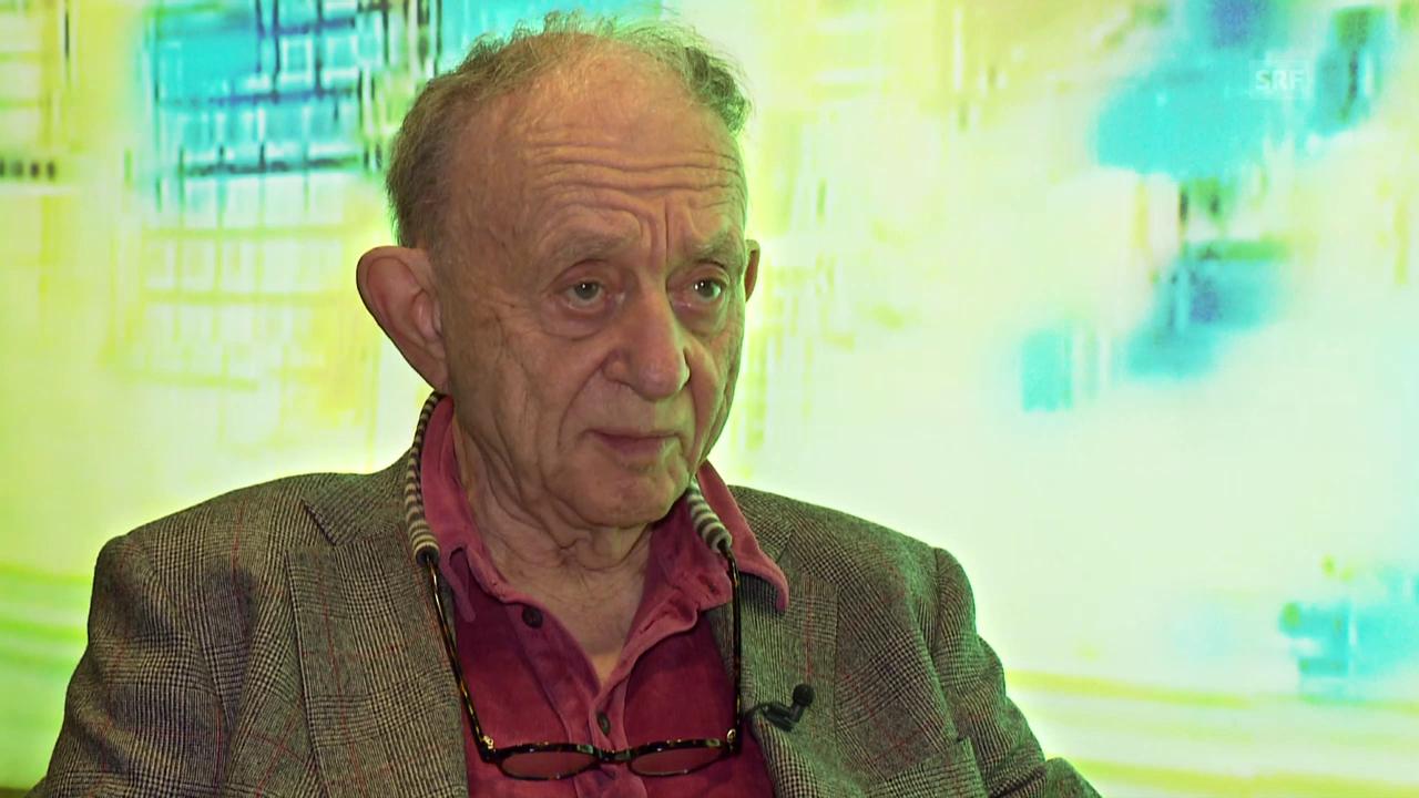 Frederick Wiseman – der grösste, lebende Dokumentarfilmer