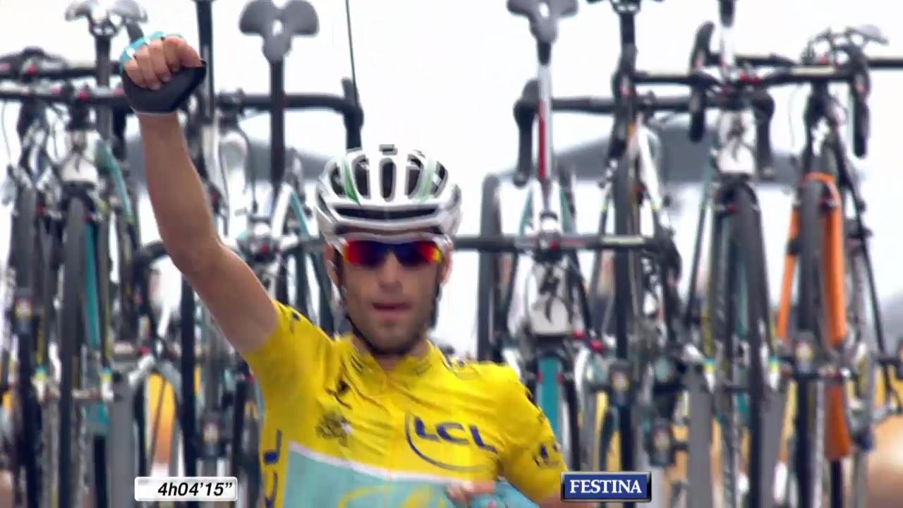 Rad: Tour de France, 18. Etappe, entscheidende Szenen