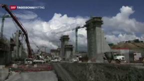 Video «Quartalszahlen von LafargeHolcim» abspielen