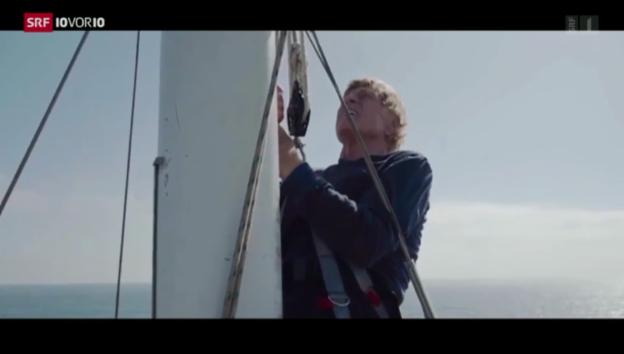 Video «Robert Redford spielt wortlos» abspielen