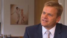 Video «Fenaco-Chef Martin Keller plädiert für Schweizer Lebensmittel» abspielen