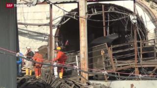 Video «Minenunglück Türkei: «schlimmer als erwartet»» abspielen
