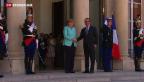 Video «Krisendiplomatie läuft auf Hochtouren» abspielen