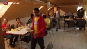 Video «Immer mehr minderjährige Flüchtlinge» abspielen