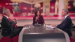 Video «Politische Weichenstellung in Österreich» abspielen