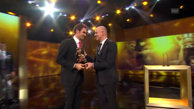 Video «Sports Awards: Alle Preisträger» abspielen