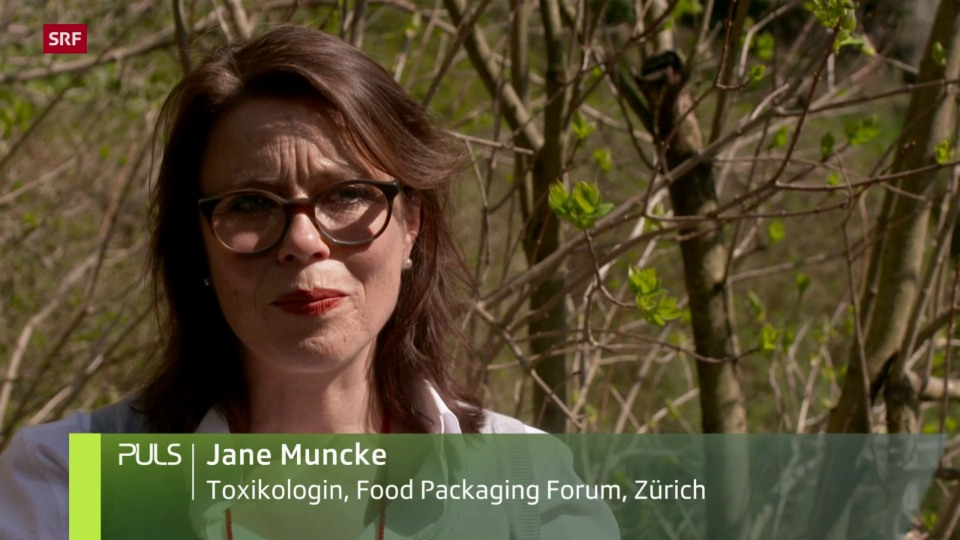 Jane Muncke: «Die Leute werden für dumm verkauft.»