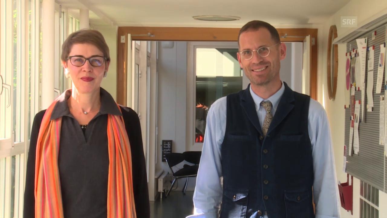 «Klare Linien, klar für Ordnung»: Maja Preiswerk