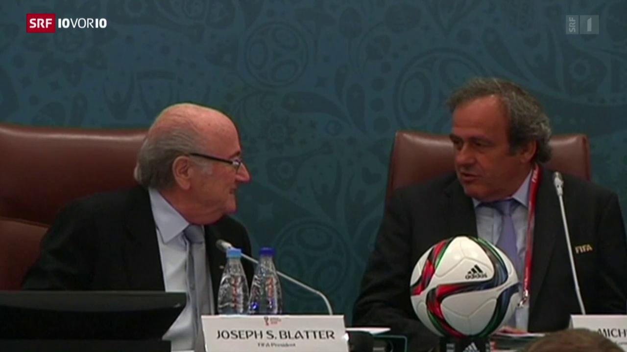 FOKUS: Das Neuste von der Fifa