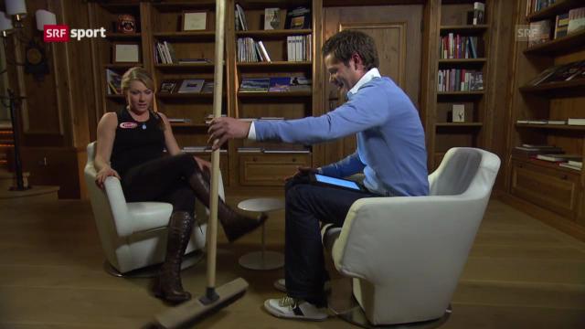 «sportlounge»-Gespräch mit Mikaela Shiffrin
