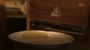 Video «Start-up Flatev: Tortilla-Fladen aus der Kapsel-Maschine» abspielen