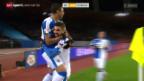 Video «Fussball: GC - FCZ» abspielen