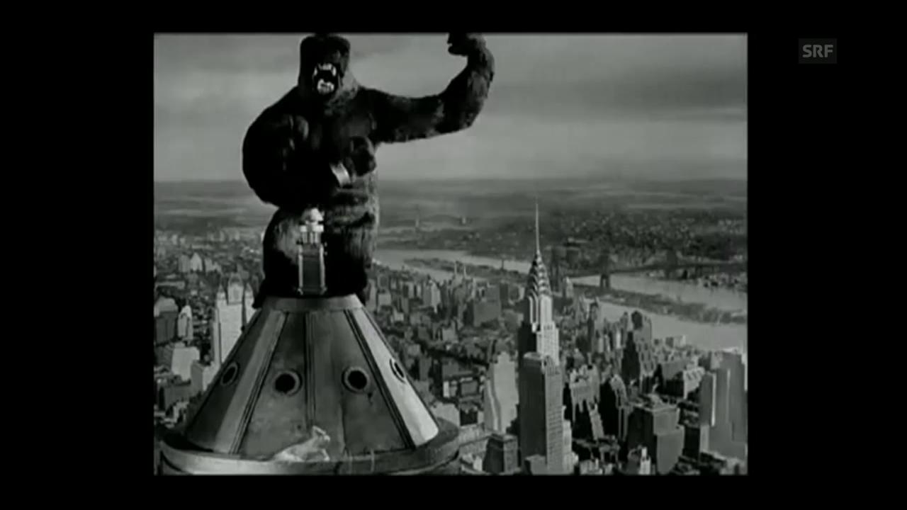 Ausschnitt aus dem Trailer von «King Kong» (1933)