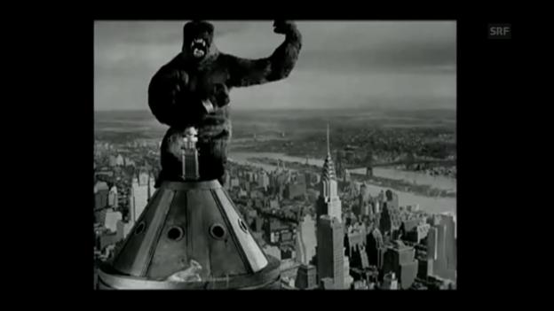 Video «Ausschnitt aus dem Trailer von «King Kong» (1933)» abspielen