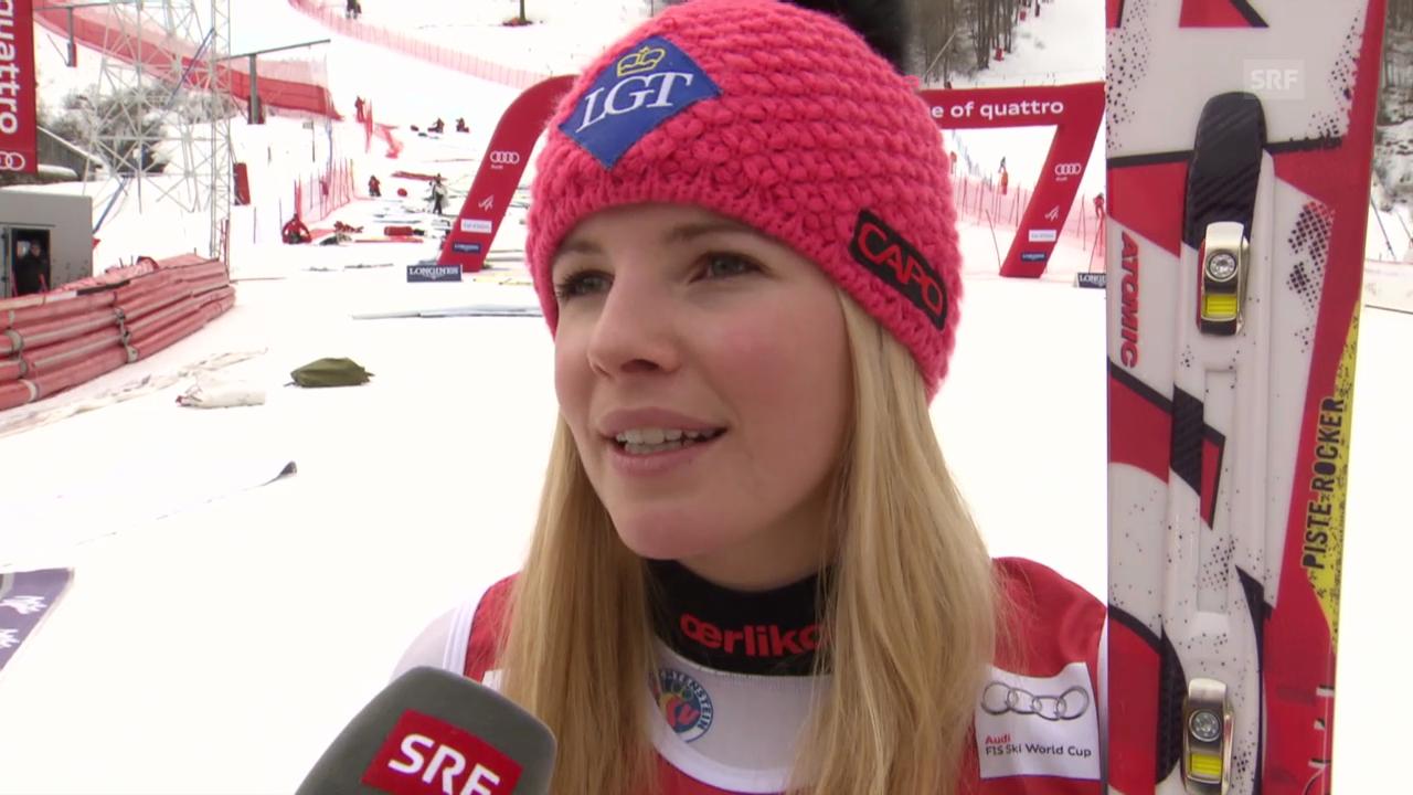 Ski alpin: Interview mit Tina Weirather