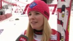 Video «Ski alpin: Interview mit Tina Weirather» abspielen