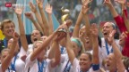 Video «Fussball: Frauen-WM, Final, USA - Japan» abspielen