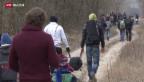 Video «Exodus aus Kosovo» abspielen