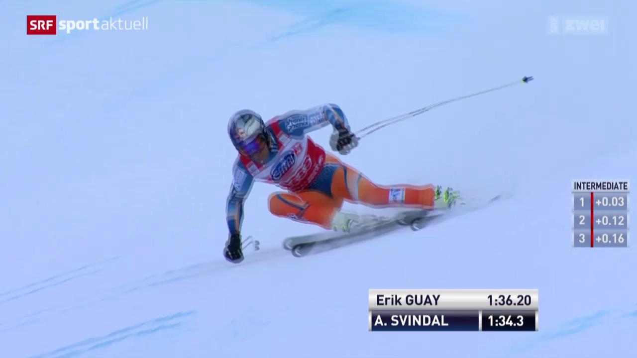 Ski: Abfahrt Männer in Bormio