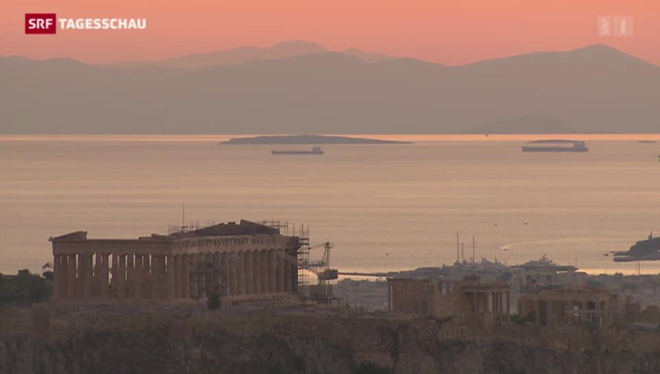 Verschärft Athen die Euro-Krise?