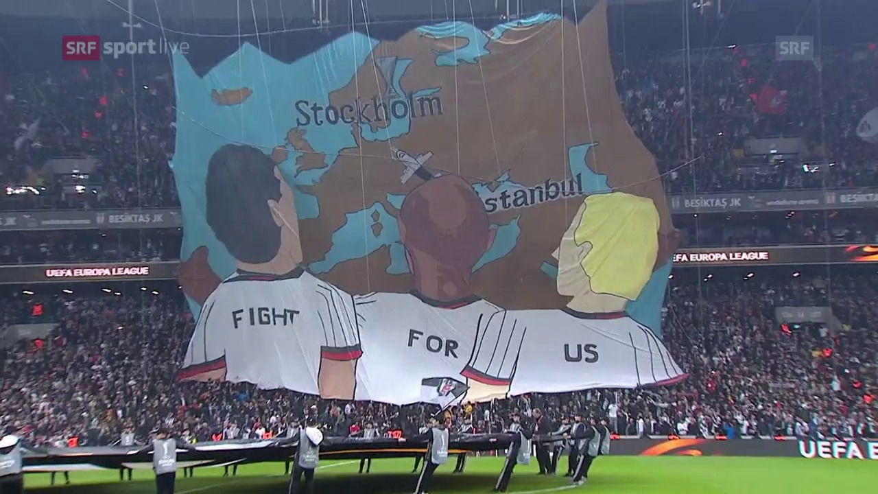Besiktas lässt Olympiakos trotz Unterzahl keine Chance