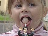 Süss-Saure Schleckereien: Attacke auf Kinderzähne