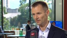 Video «Daniel Kalt, Chefökonom UBS Schweiz» abspielen