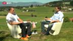 Video «Matthias Sempach – Das Gespräch mit dem Schwingerkönig» abspielen
