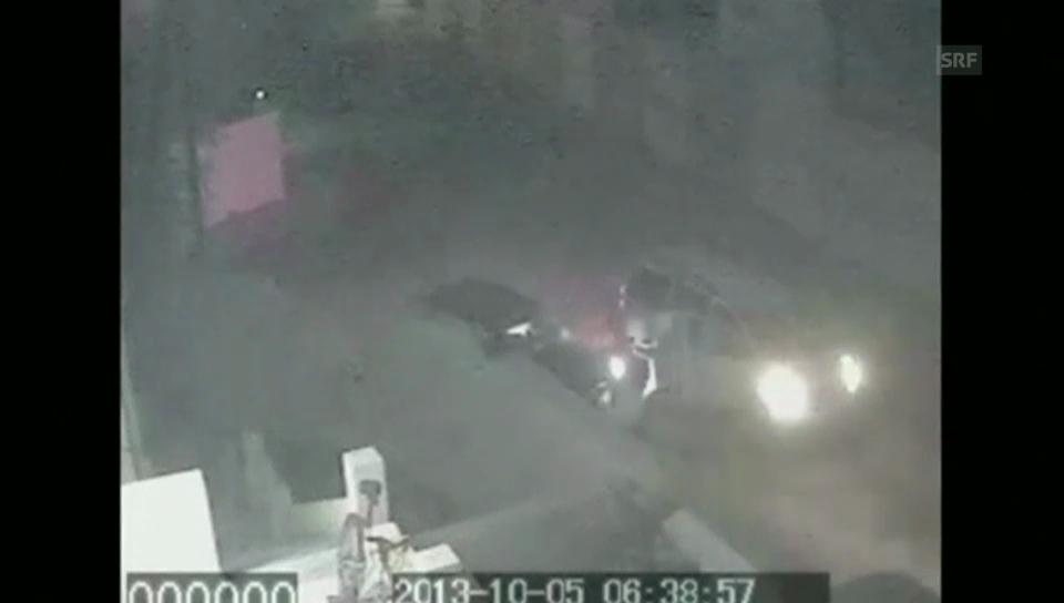 Angebliches US-Kidnapping-Video. Zugriff auf einen Terroristen.