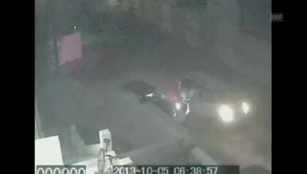 Video «Angebliches US-Kidnapping-Video. Zugriff auf einen Terroristen.» abspielen