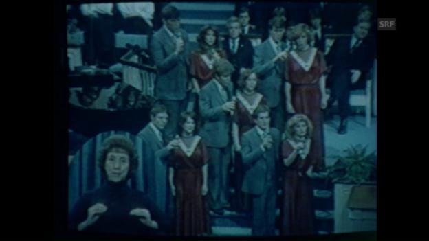 Video ««Moral Majority» (Rundschau, 23.1.1981)» abspielen