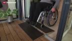 Video «Pionier-Projekt «Zeitvorsorge» zur Seniorenpflege» abspielen