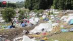 Video «Mit neuem Konzept gegen Abfallberge an Open-Airs» abspielen