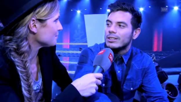 Video «Web-Reporterin Viola beim Dance-Coach Rafael Antonio» abspielen
