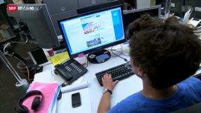 Video «Ferien im Büro» abspielen