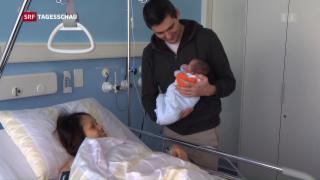 Video «Vaterschaftsurlaub scheitert erneut» abspielen